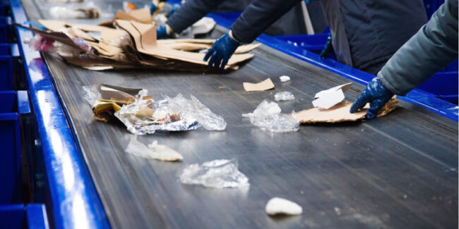 Using an HSE Management System to Avoid Recycling Related Injuries