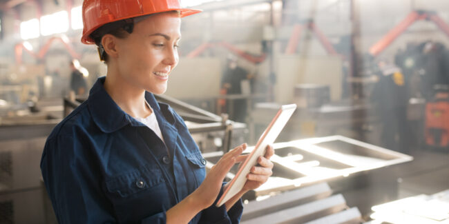 Quality Manager conducts an internal quality audit