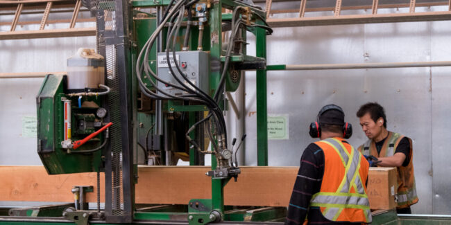 Quality management issues in the manufacturing industry