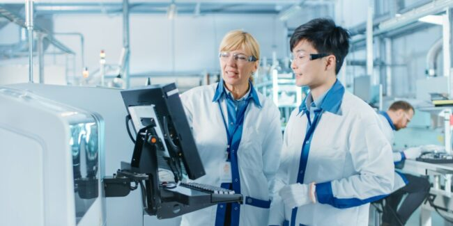Employee Training Using Quality Management Software