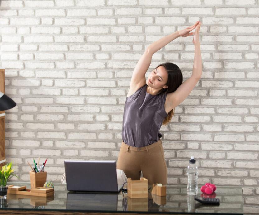 10 office ergonomic tips
