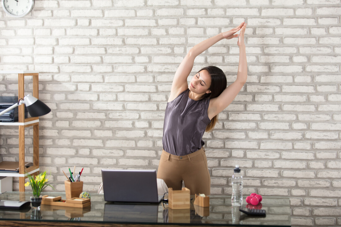 Preventing Repetitive Strain Injuries