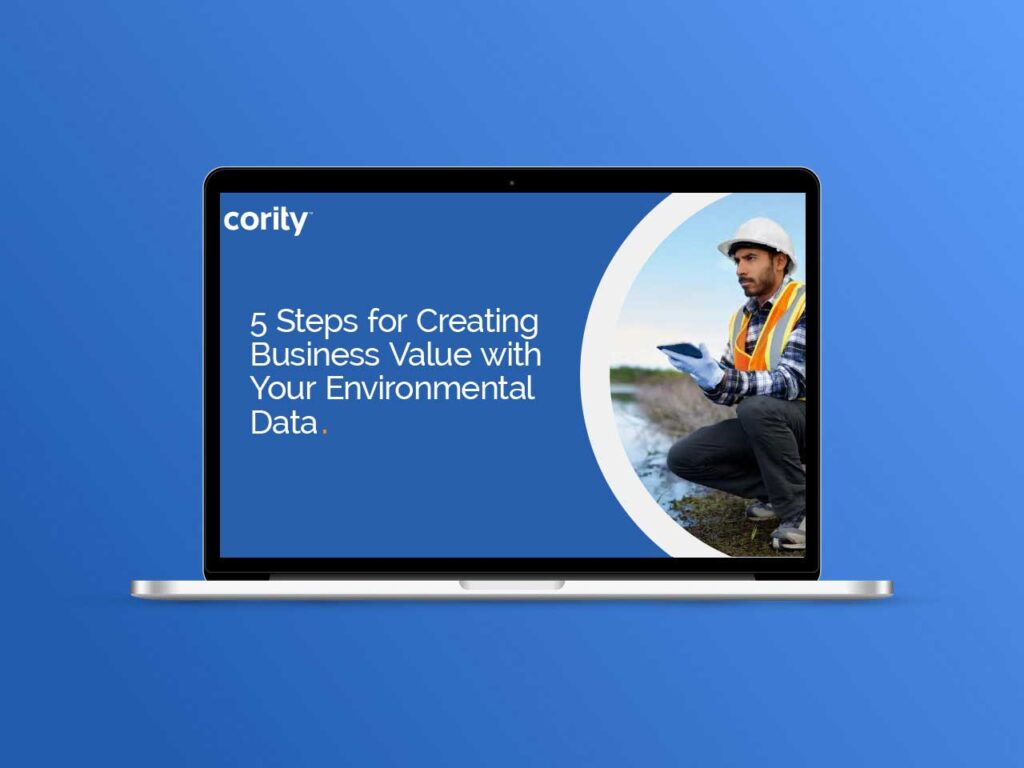 5 Steps for Creating Business Value with Your Environmental Data