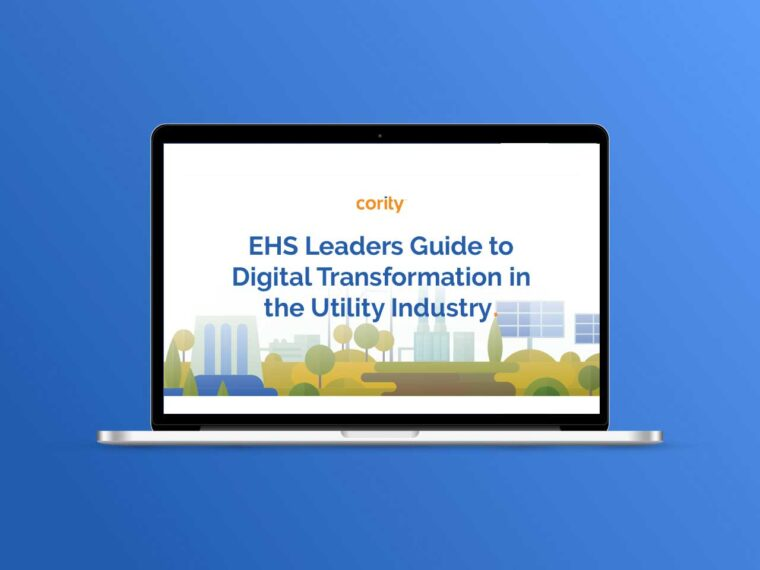 EHS Leaders Guide to Digital Transformation in the Utility Industry