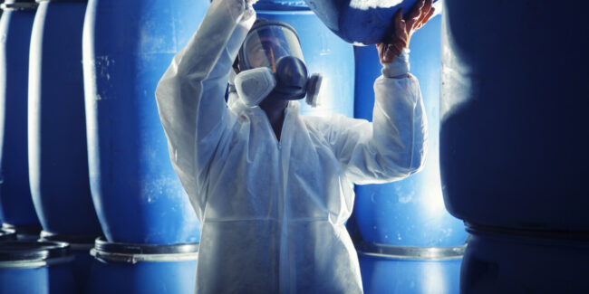 Chemical Data Reporting (CDR) under TSCA