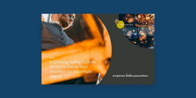 Learn where to focus to improve safety culture in your organization