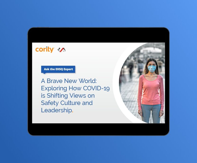 This eBook discusses how the COVID-19 pandemic has transformed the health and safety profession and shifted views on safety culture.