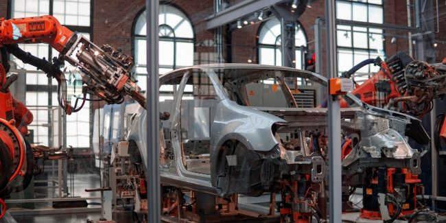 Learn 4 ways to improve safety performance in the automotive industry.