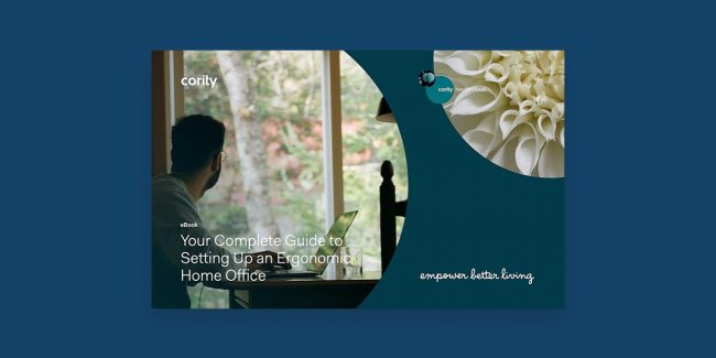 Everything you need to know to set up an ergonomic home office while working remotely