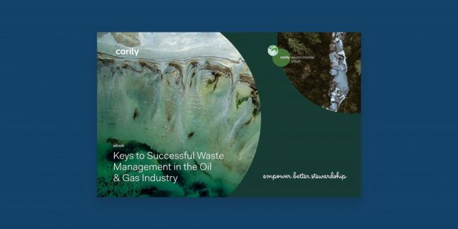 Best practices for waste management for the oil and gas industry