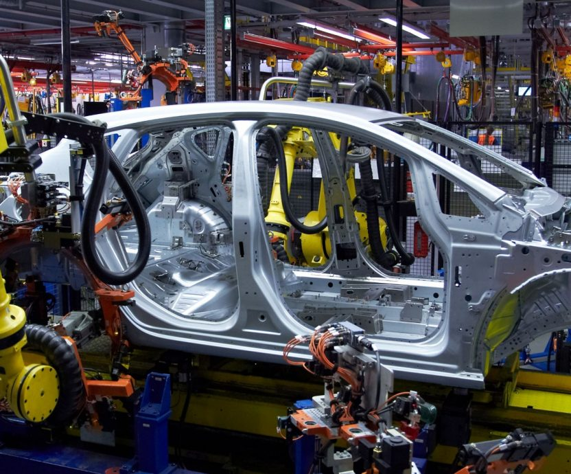 Learn how digital transformation can help automotive manufacturers manage operational risk across the supply chain