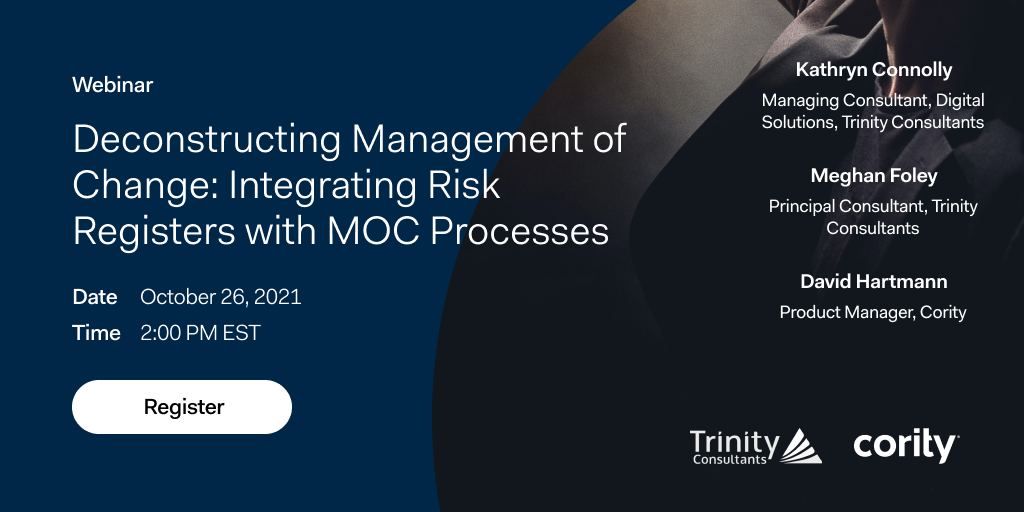 Learn how to integrate your risk registry with Management of Change processes.