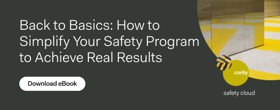Learn how to simplify your safety program and improve safety performance